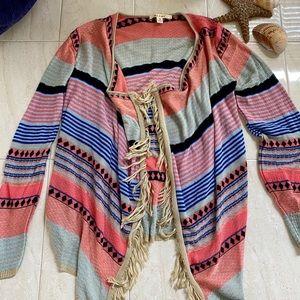 Multi-colored sweater 💗
